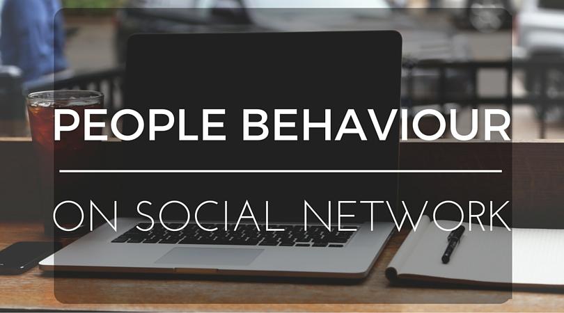 comportamenti sui social network