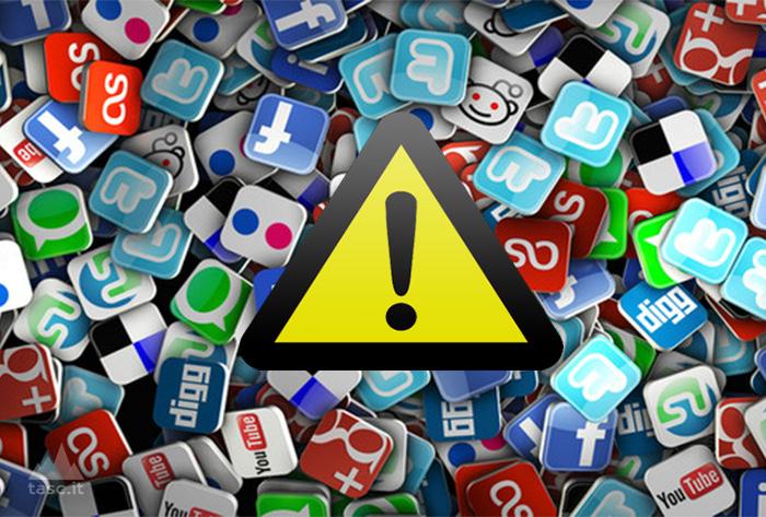 Suggerimenti generali sulla privacy per l'utilizzo dei social network